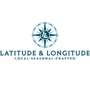 Latitude and Longitude Logo