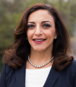 Katie Arrington, Chief Information Security Officer for the Assistant Secretary of Defense for Acquisition and Sustainment